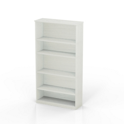 "68""H 5 Shelf Contemporary Bookcase"
