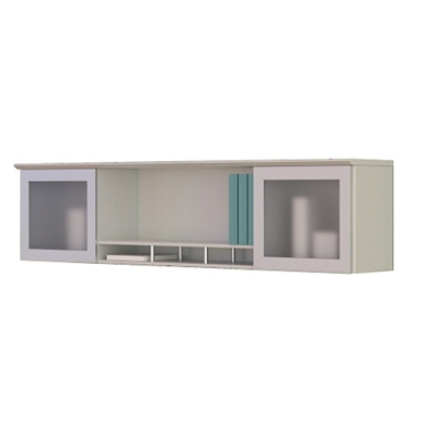 "Medina 72"" Contemporary Hutch"
