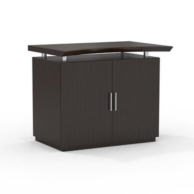"""Two Shelf Storage Cabinet - 36""""W"""