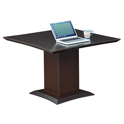 """Square Conference Table - 42""""W"""