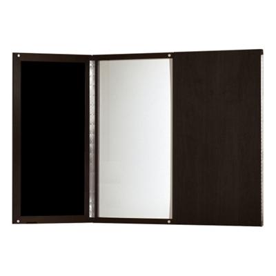"48""W x 48""H Presentation Whiteboard Cabinet"