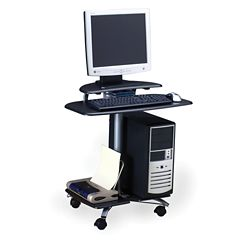 Mobile Computer Stand