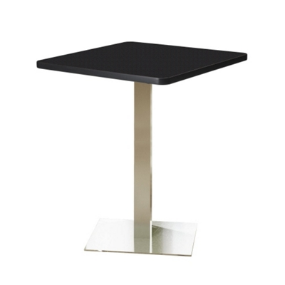 """Square Bar Height Table - 36"""" W x 36"""" D"""