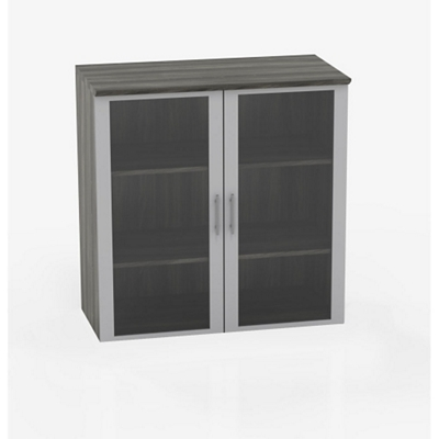 "Glass Display Cabinet - 36""W"