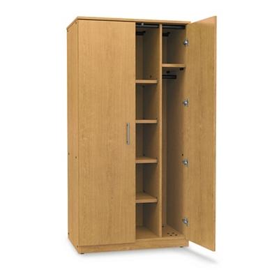 "Combo Wardrobe Storage Cabinet - 36""W x 30""D"
