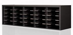 "Sorter with Adjustable Shelves, 60""W"