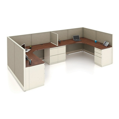 Two-Person Workstation