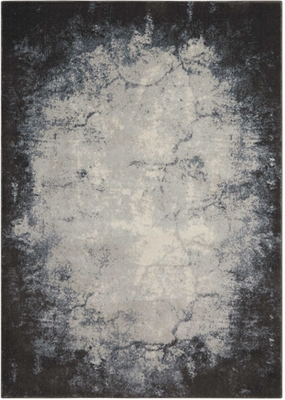 "Cloud Burst Rug 3'10"" x 5'10"""