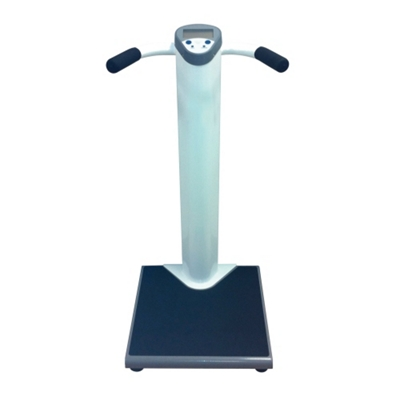 Digital Talking Scale with Handrails - 500 lb Capacity