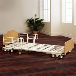 "High-Low Electric Bed Frame - 12"" to 23.5""H"