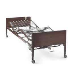 Adjustable Height Full Electric Bed Frame
