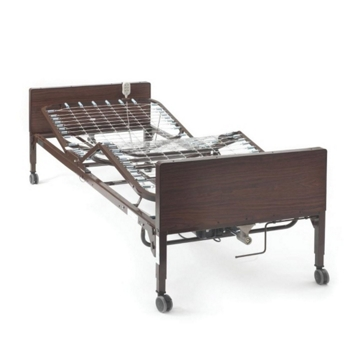 Adjustable Height Full Electric Bed Frame - 25864 and more Lifetime ...
