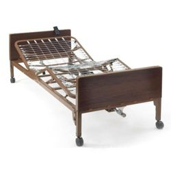 Adjustable Height Full Electric Economy Bed Frame