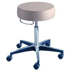 Physician Exam Stool with D Handle