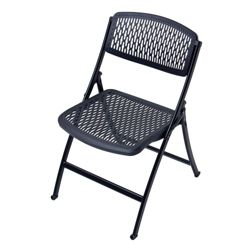 Ventilated Poly Folding Chair