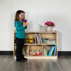 5-Section Classroom Storage