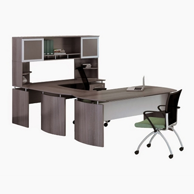 "Right U-Desk - 63""W"