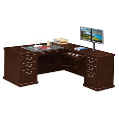 "L-Desk with Right Return - 68""W"