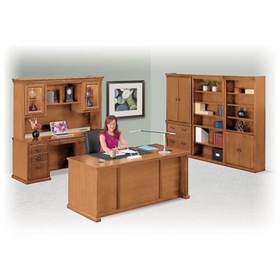 Wheat Oak Executive Office Suite