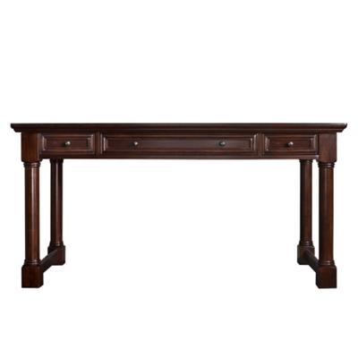 "Traditional Veneer Writing Desk - 60""W x 28""D"