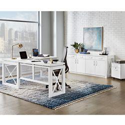 Urban Reversible L-Desk Set