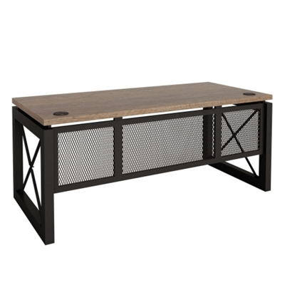 "Urban Executive Desk - 72""W x 32""D"