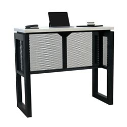 "Urban Compact Standing Height Desk - 48""W x 21""D"