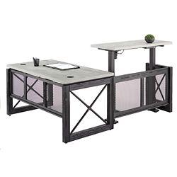 Adjustable Height Desk Shop For An Adjustable Desk At Nbf Com