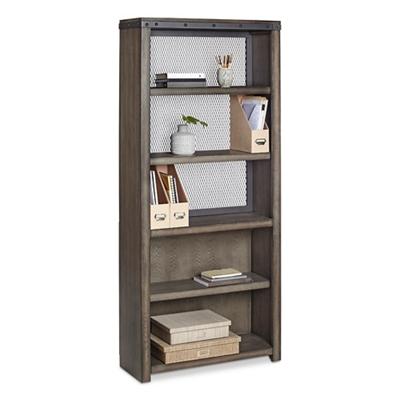 """Westgate 72""""H Five-Shelf Bookcase"""