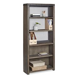 "Westgate 72""H Five-Shelf Bookcase"