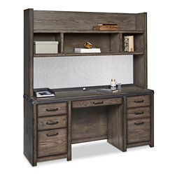 Westgate Storage Credenza with Hutch