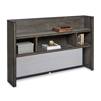 "Westgate 66""W Open Hutch for Credenza"