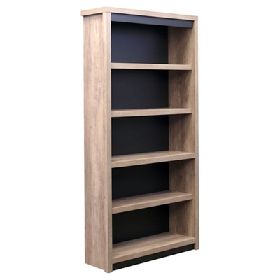 "Urban 72""H Five Shelf Bookcase"