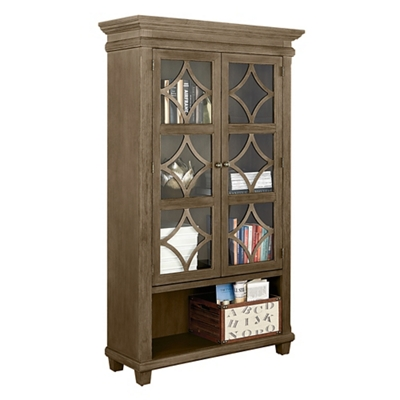 Four Shelf Display Cabinet