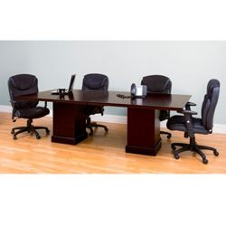 8' Rectangular Modular Conference Table