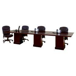 12' Rectangular Modular Conference Table