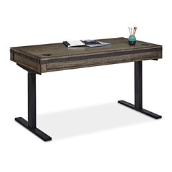 "Westgate Height-Adjustable Desk - 54""W x 28""D"