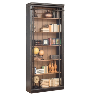 "Six Shelf Bookcase - 94""H"