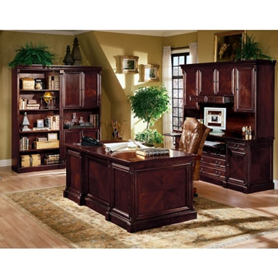 Mount View Five Piece Executive Office