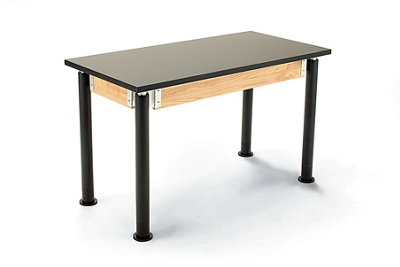 "Adjustable Height Lab Table - 30""W x 60""D x 29-41""H"