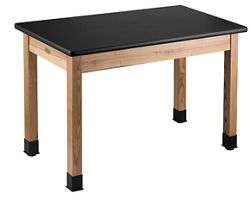 "Science Lab Table - 30""W x 60""D x 30""H"