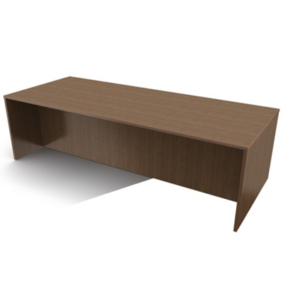 """Collaborative Counter Height Table - 120""""W x 48""""D"""