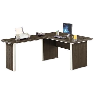 "Metropolitan Computer L-Desk - 60""W"