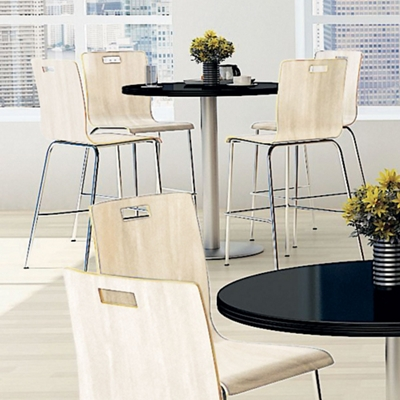 Barista Bar Height Table and Stool Set 44727 & Table and Chair Sets   National Business Furniture