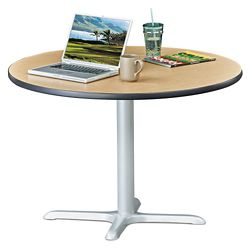"Frappe Standard Height Round Table - 42""W"