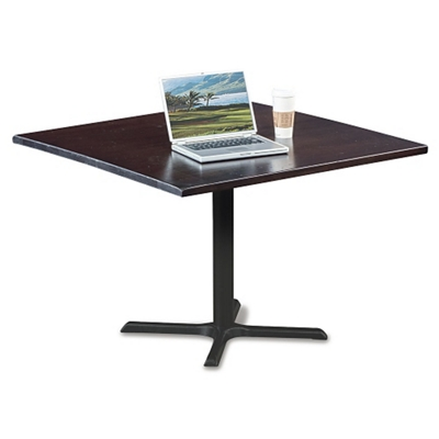 "Rustico Solid Wood Top Table - 42""W"