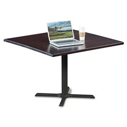 """Rustico Solid Wood Top Table - 42""""W"""