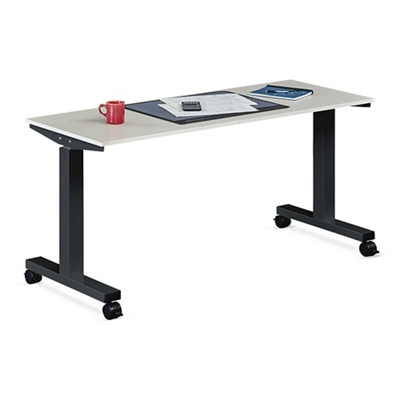 "Lift Pneumatic Adjustable Height Table - 71""W"