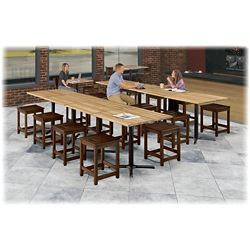 Create easy table benching