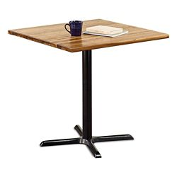 """Rustico Solid Wood Top Counter Height Table - 36""""W"""
